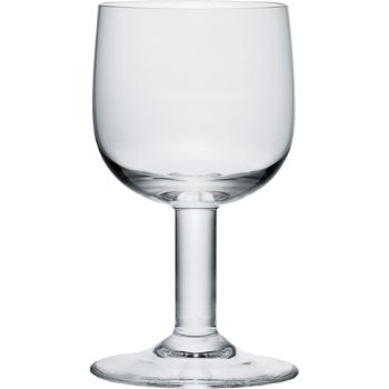 Glass Family Goblet - Set of 4