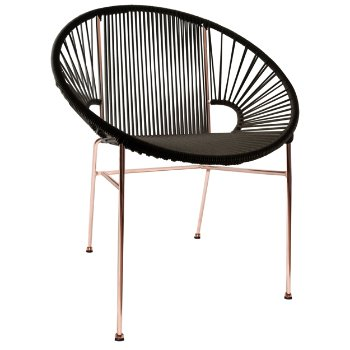 Copper Concha Chair