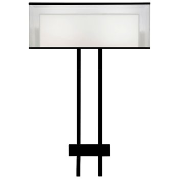 Black + White No. 436450 Wall Sconce