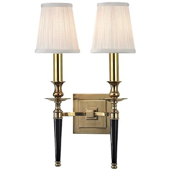 Salina 2-Light Wall Sconce