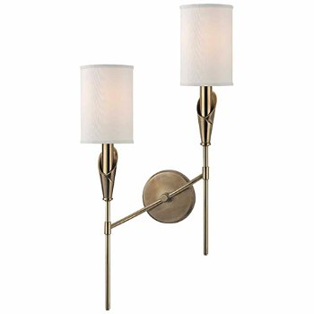 Tate 2-Light Wall Sconce