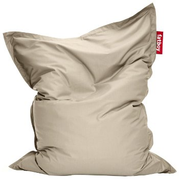 Fatboy Original Outdoor Bean Bag (Sand) - OPEN BOX RETURN