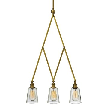 Gatsby 3-Light Linear Suspension