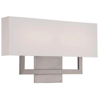 Manhattan dweLED 2-Arm Wall Sconce