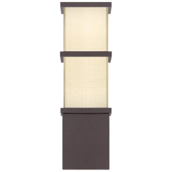 Elevation Indoor/Outdoor LED Wall Sconce