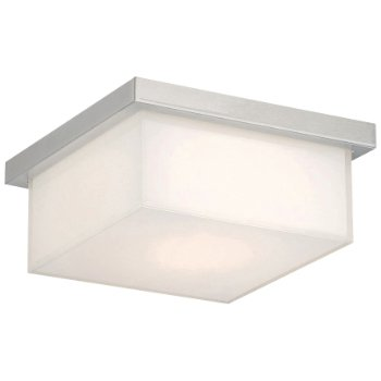 Ledge Small LED Indoor/Outdoor Flushmount