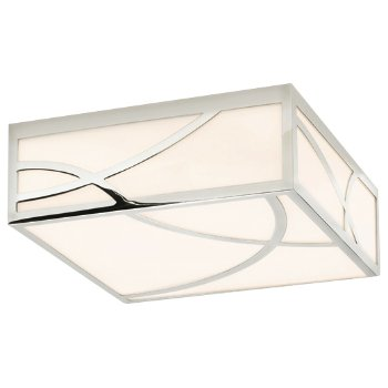 Haiku LED Square Flushmount