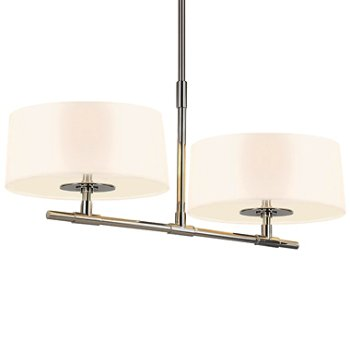Soho 2-Light Linear Suspension
