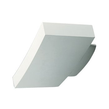Surf 12 Wall Sconce (White) - OPEN BOX RETURN