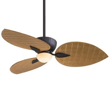 Terrana Outdoor Ceiling Fan (Kocoa) - OPEN BOX RETURN