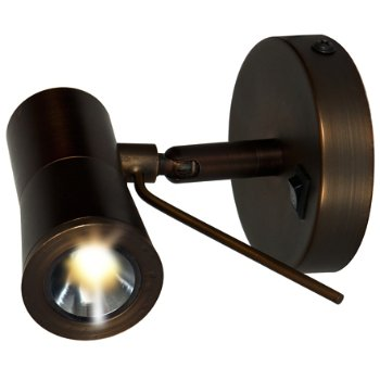 Cyprus LED Plug-In Wall Sconce