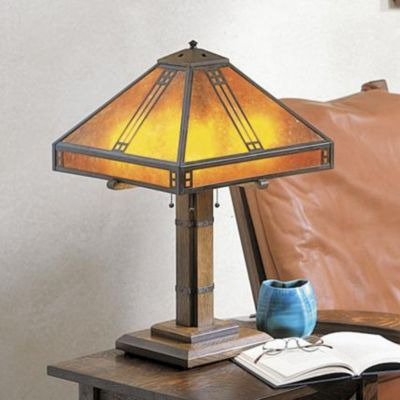 Arroyo Craftsman Floor & Table Lamps