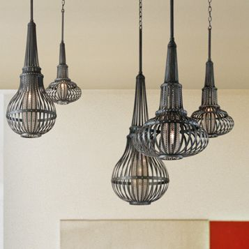 Corbett Lighting Pendants