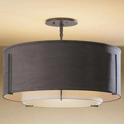 Hubbardton Forge Flush & Semi-Flushmounts