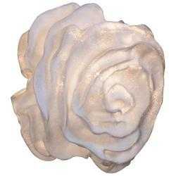 Nevo Wall Sconce (White/Large) - OPEN BOX RETURN