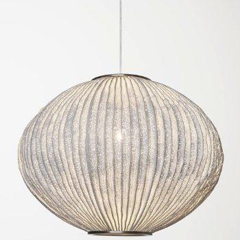 Shown in White finish, Medium size