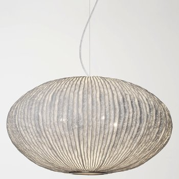 Shown in White finish, Large size