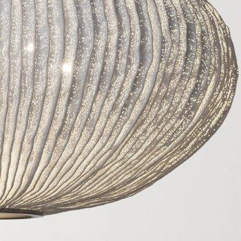 Shown in White finish, Detail shot