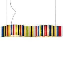 Vento Pop LED Linear Suspension