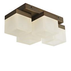 Cubic LED Flushmount