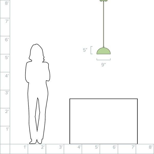 Sansone LED Pendant