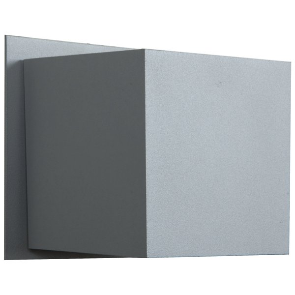 Square LED 4 Inch Outdoor Wall Sconce