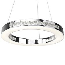 Affluence LED Ring Pendant