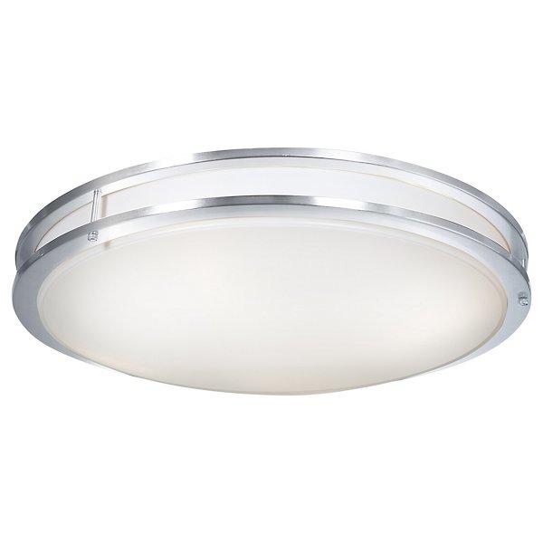 Solero Dimmable LED Flushmount