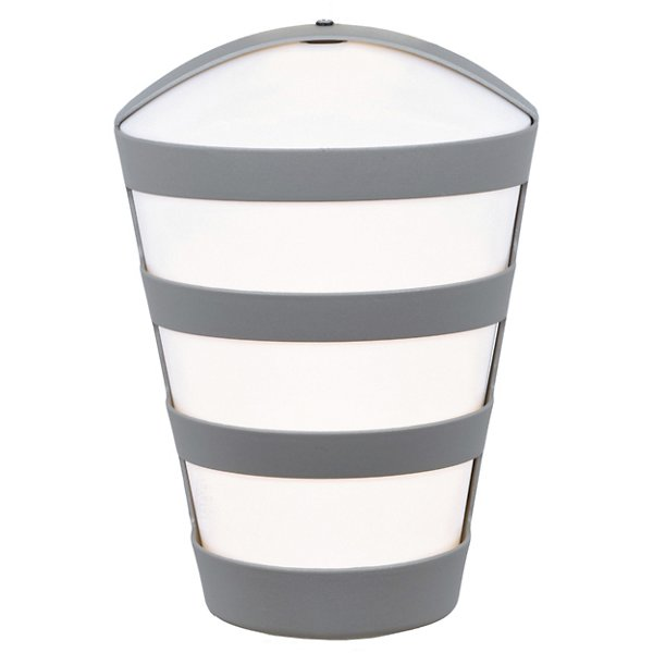 Band LED Outdoor Wall Sconce