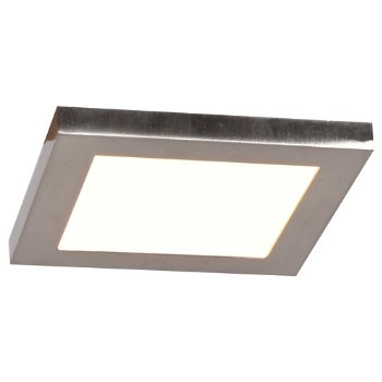 Boxer LED Square Flushmount