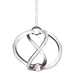 Vortex LED Round Pendant