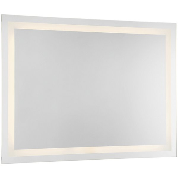 Peninsula LED Mirror