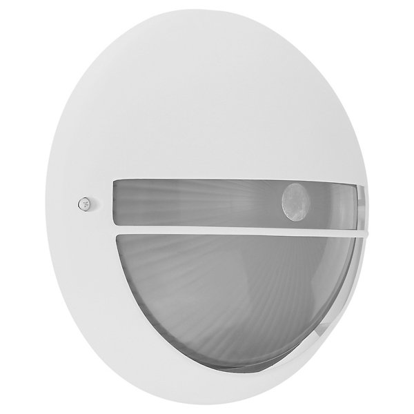 Clifton Outdoor LED Round Bulkhead Wall Sconce