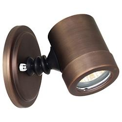 Myra Adjustable Spotlight (Bronze) - OPEN BOX RETURN