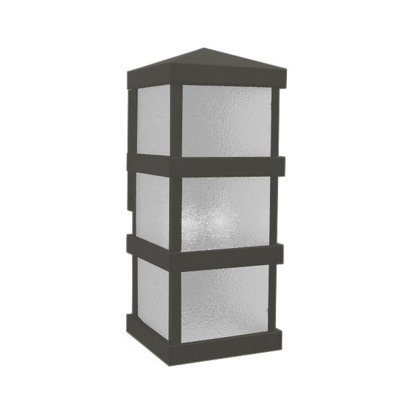 Barcelona Tall Outdoor Wall Sconce