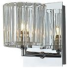 Sprocket Wall Sconce (Chrome) - OPEN BOX RETURN