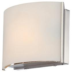 Pandora Wall Sconce (Matte Satin Nickel) - OPEN BOX RETURN