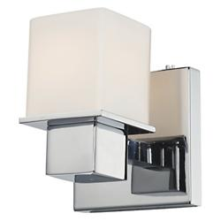 Lexington Wall Sconce (Chrome) - OPEN BOX RETURN
