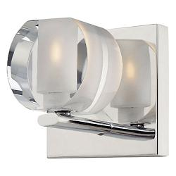 Circo Wall Sconce (Chrome) - OPEN BOX RETURN