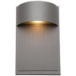Fontana LED Curved Outdoor Wall Sconce