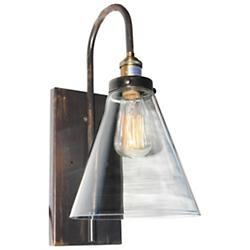 Greenwich Cone Wall Sconce