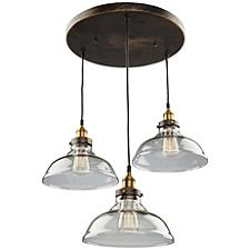 Greenwich Dome Multi Light Pendant