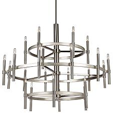 Encore 3-Tier Chandelier