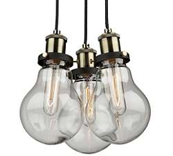 Edison Multi Light Pendant