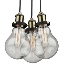 Edison Multi-Light Pendant