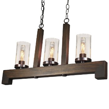 Jasper Park Uplight Linear Suspension