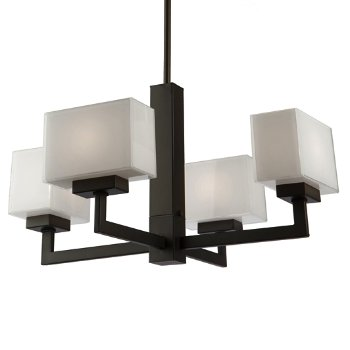 Cube Light Chandelier