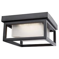 Outdoor flush mount lights flushmount outdoor lighting at lumens overbrook led outdoor flushmount workwithnaturefo