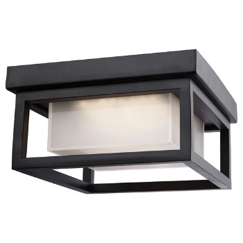 Overbrook LED Outdoor Flushmount