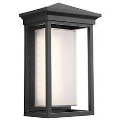 Overbrook LED Outdoor Wall Sconce